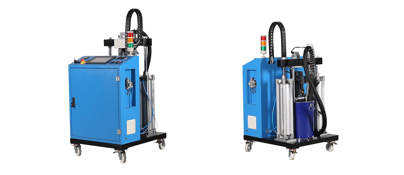 Barrel Feeding, Compact Glue Melting System) (1)